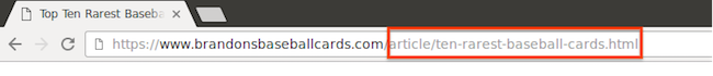 网址包含相关字词